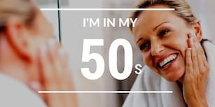 cosmetic treatment in your 50s