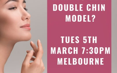 Cityskin is looking for a double chin model!