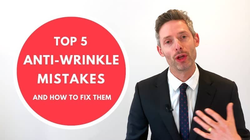 Top 5 anti-wrinkle mistakes and how to fix them