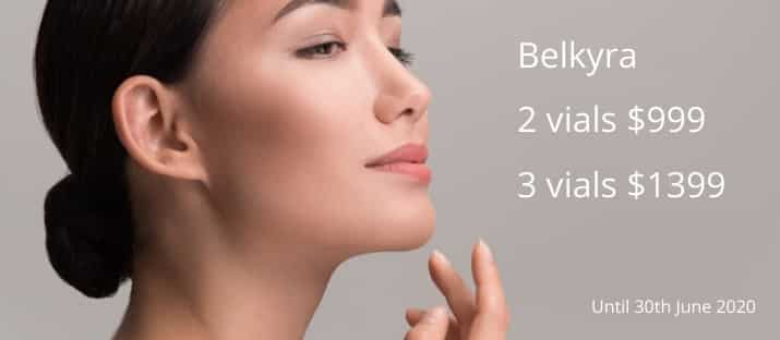 double chin treatment special offer melbourne